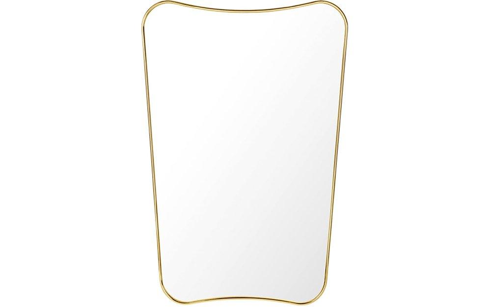 Ponti Rectangular FA 33 Mirror by GUBI