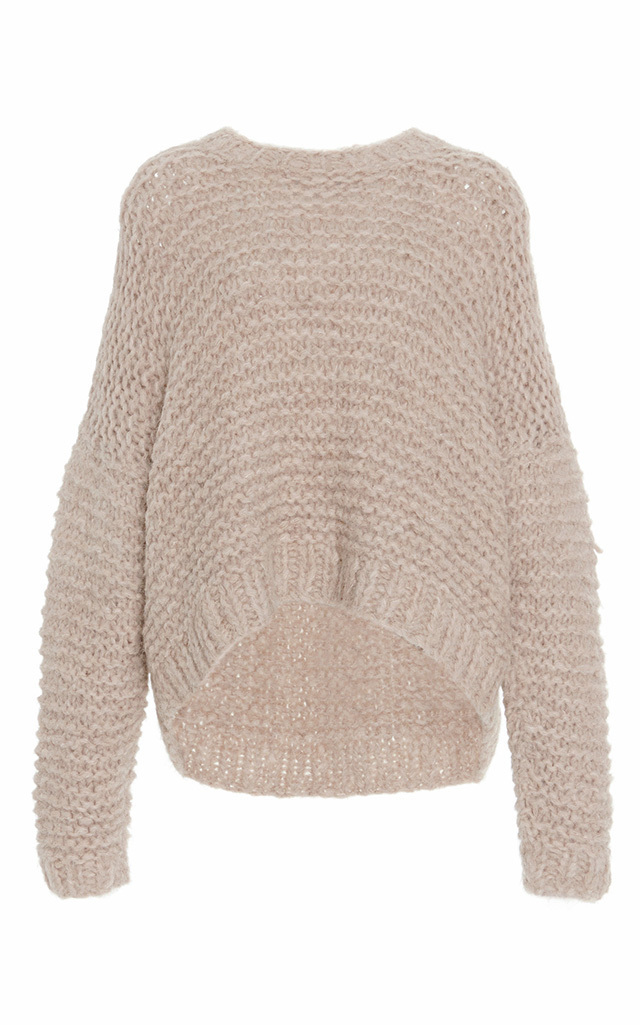 Apiece Apart Nepenthe Cropped Sweater