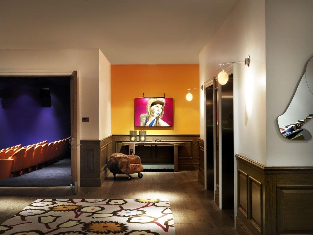 Crosby Street Hotel Film Society -