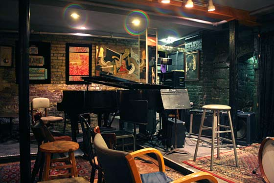 Smalls Jazz Club -