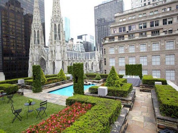 Secret Gardens of Rockefeller Center -