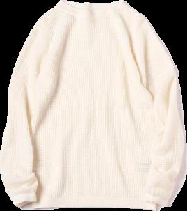 Cashmere Waffle T-shirt – 45r-usa