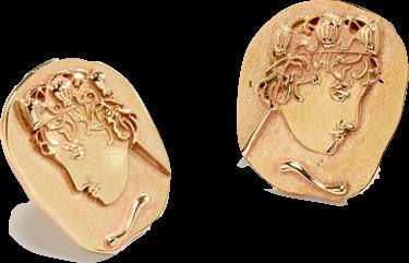 Neptune Stud Earrings – Lucy Folk