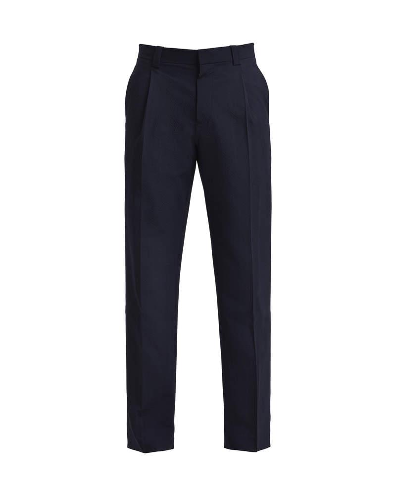 NN07 Diego 1352 Wool-Polyester Pants
