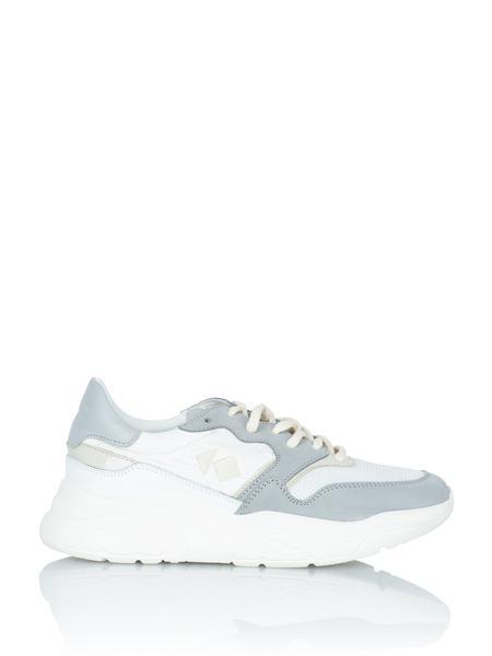 KOIO Avalanche Sneaker in Cream