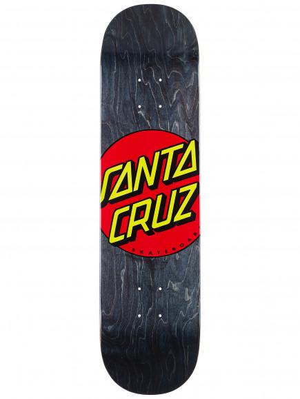 Santa Cruz Classic Dot Wide Tip Deck