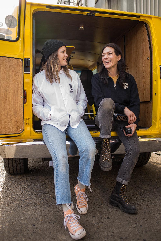 Tori & Emily George, See See Moto