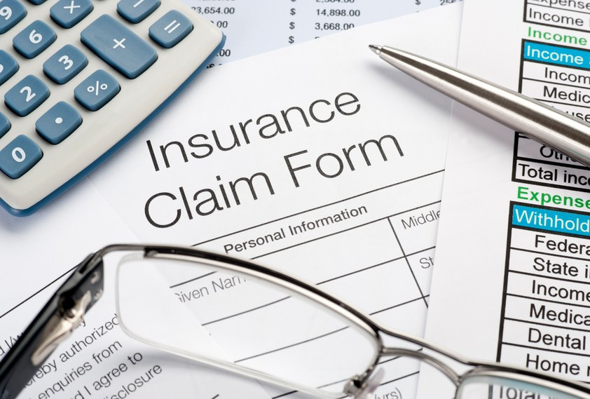 Insurance forms for chiropractic care