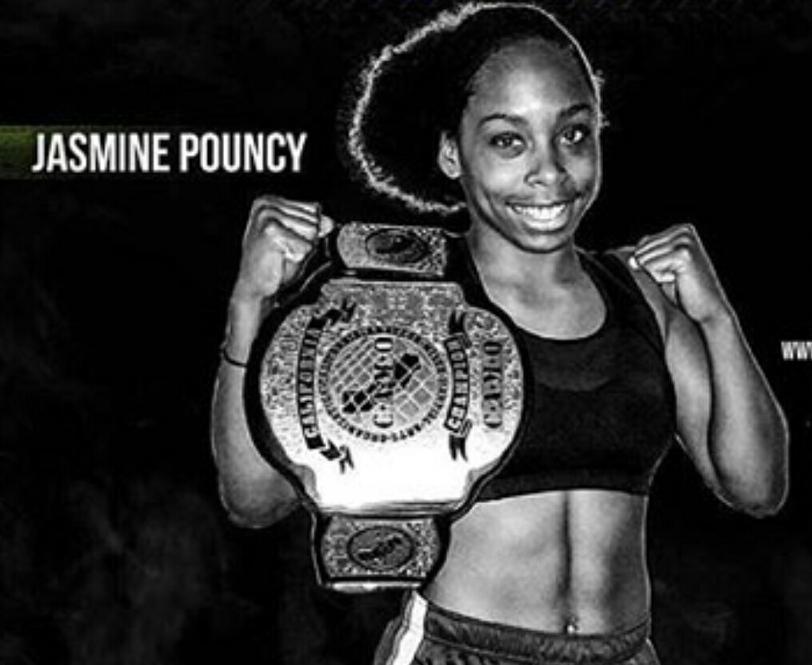 Jasmine Pouncy
