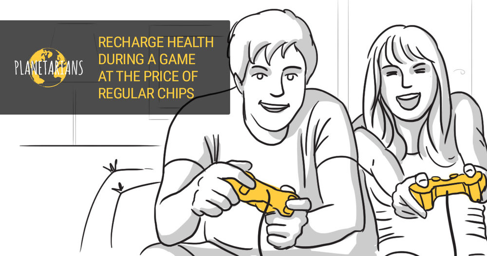 Recharge Health During a Game! -