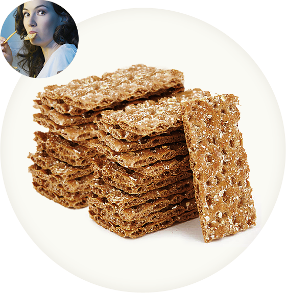 PLANETARIANS Bread Crisps