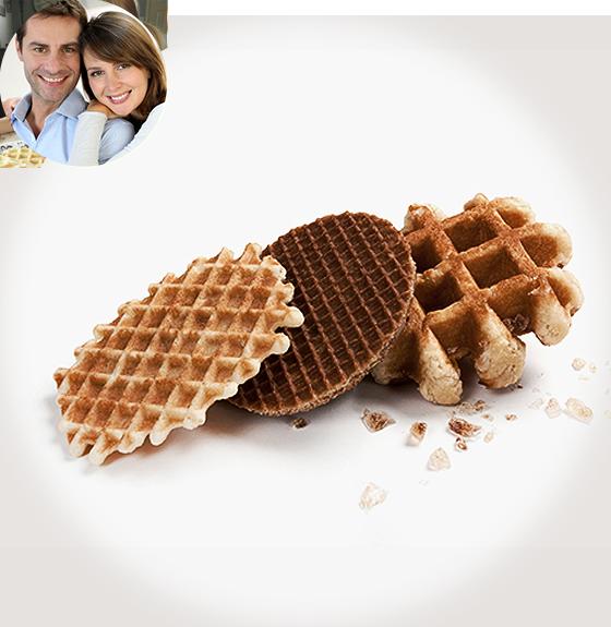 PLANETARIANS Waffle mix