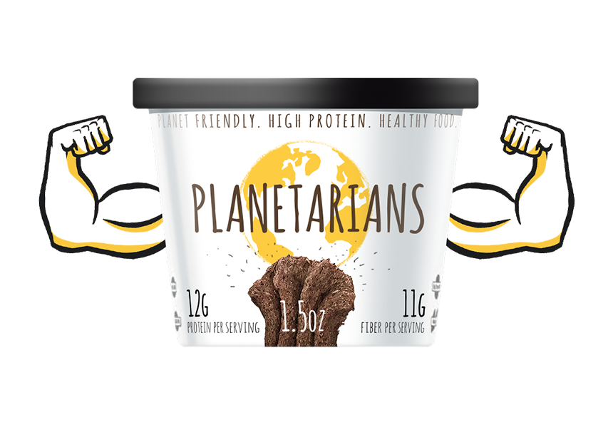 Choose Win-Win for People & Planet - Planetarians think that using 100% plants is planet friendly, makes our meals wholesome, feeds growing population.
