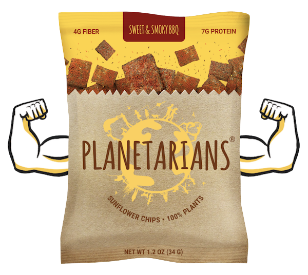 NUTRITIOUS & HEALTHY - 300% more Protein, 200%  more Fiber and 70% less Fat per serving than typical potato chips.High Fiber makes you full without overeating. Plant protein improves your health.Gluten-free, Non-GMO, Vegan, and Allergy-free.