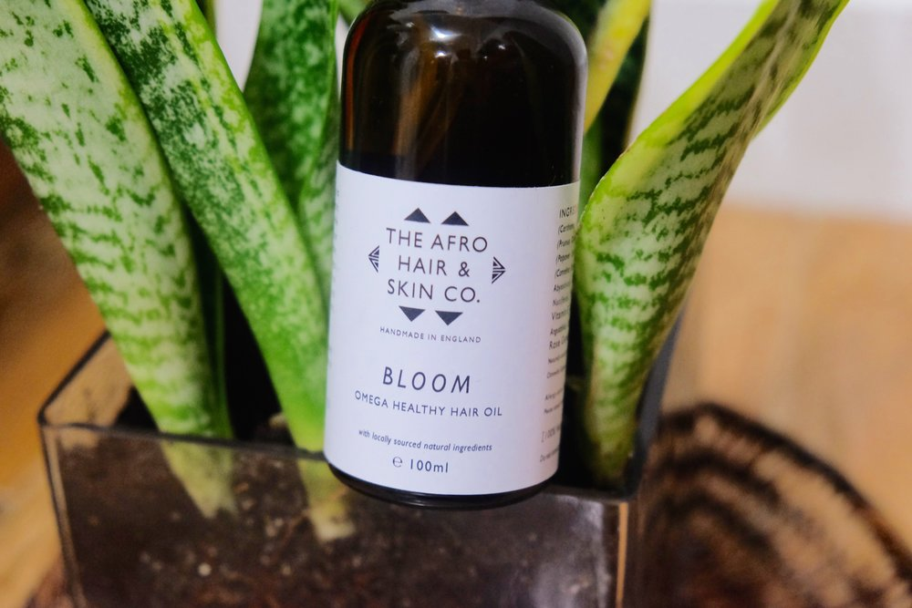 Organic & natural afro beauty products -