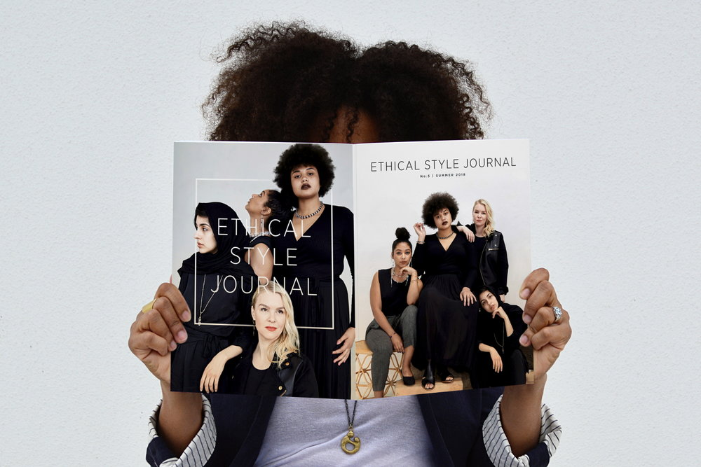 Creatively Directed - Cover Story  - Ethical Style Journal (Print) - Issue 5