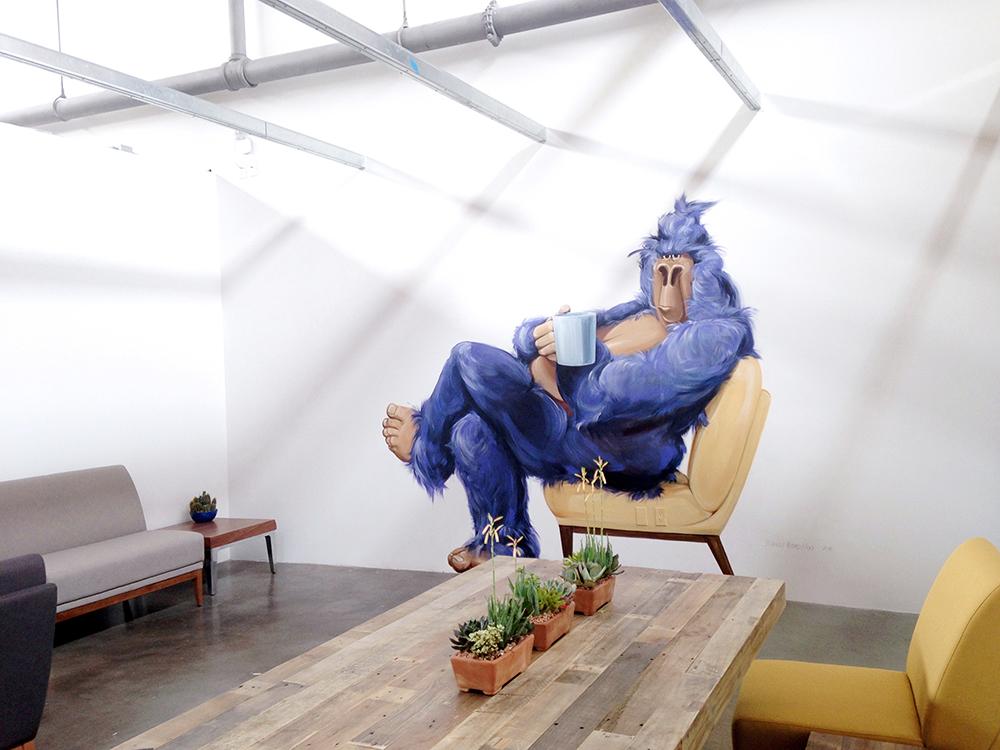 Saatchi Art, Culver City 2014