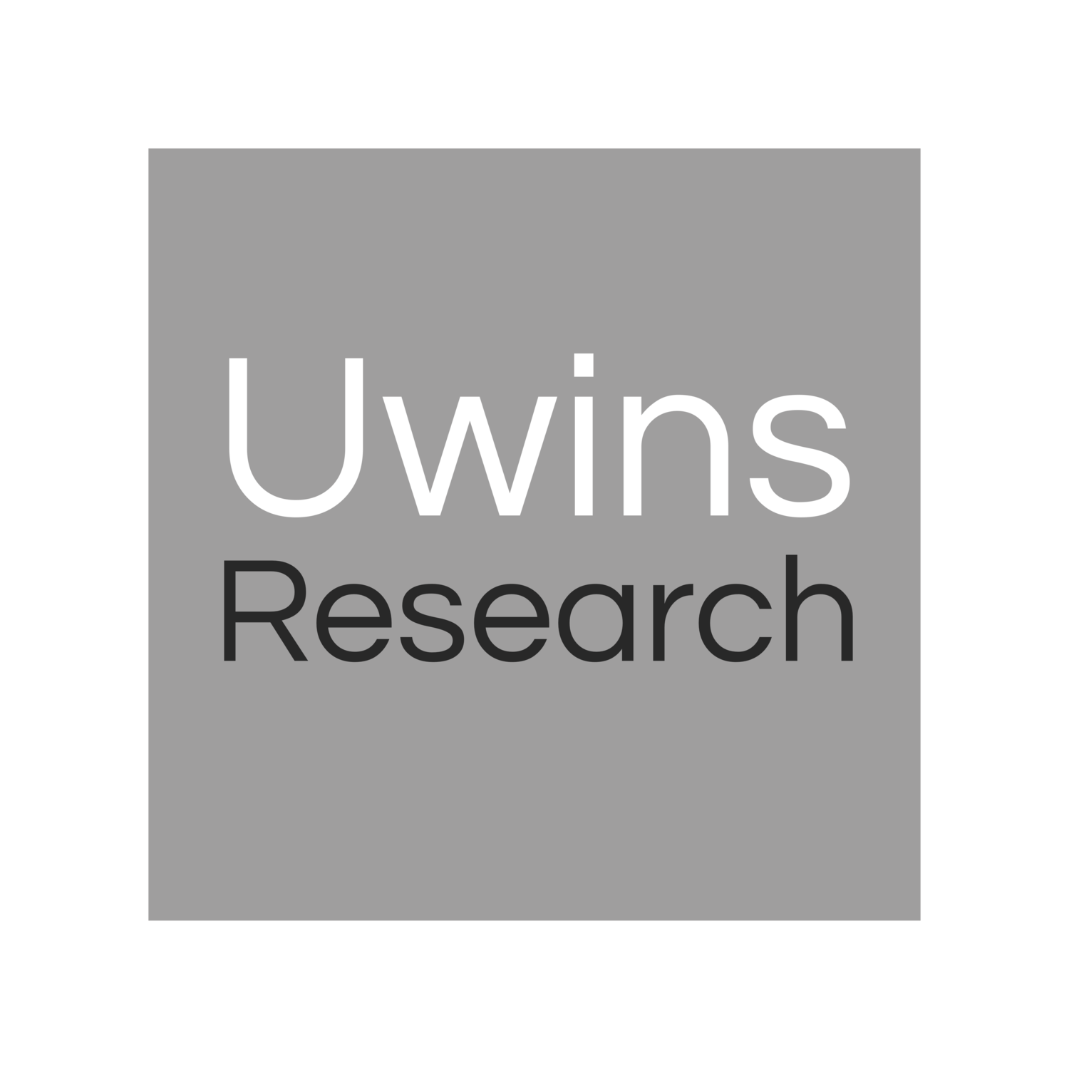 Uwins Research