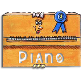 Penny the Piano