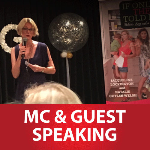 MC and Guest Speaking or Speeches