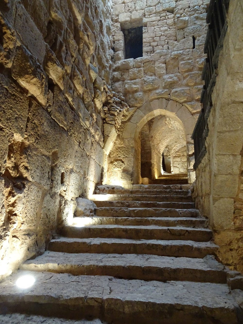 The atmospheric Ajloun Castle