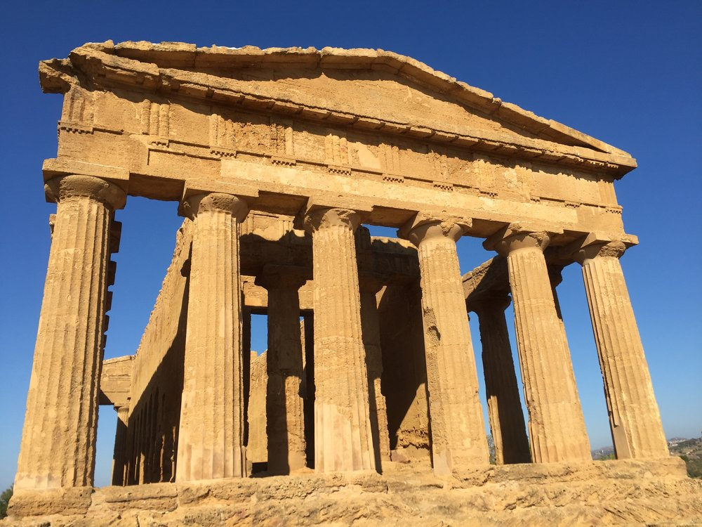 Agrigento - jaw dropping