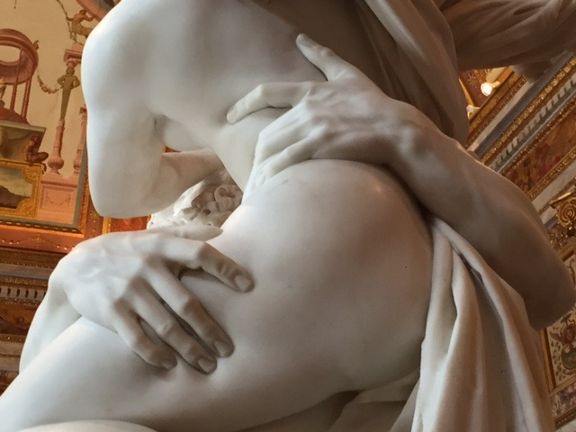 Marble turned flesh - the power of Bernini in Villa Borghese