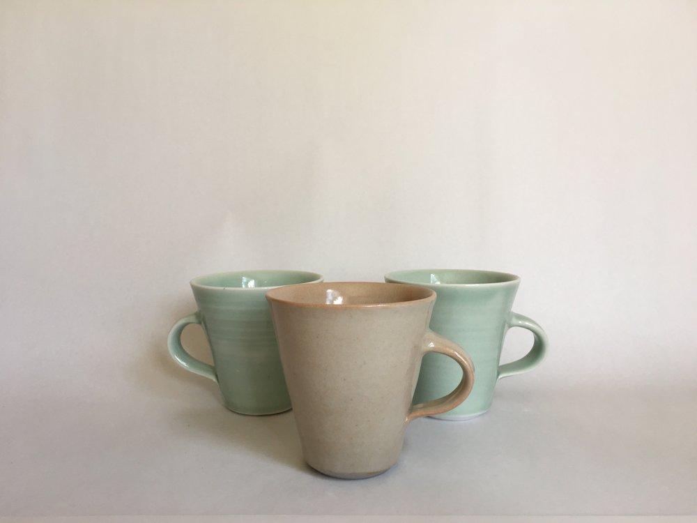 mug celadon and shino type.jpg