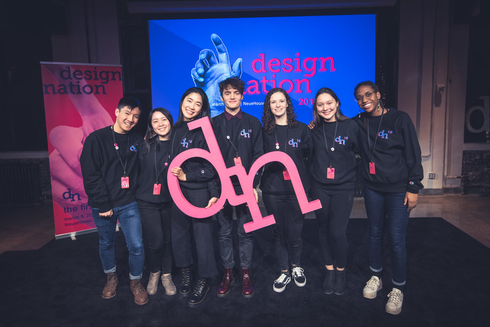 Conference directors (from left to right): Koert Chen, Sharon Zhang, Seoyoung Hong, Enver Ramadani, Sumner Brinkley, Gabrielle Rich, Auset Taylor
