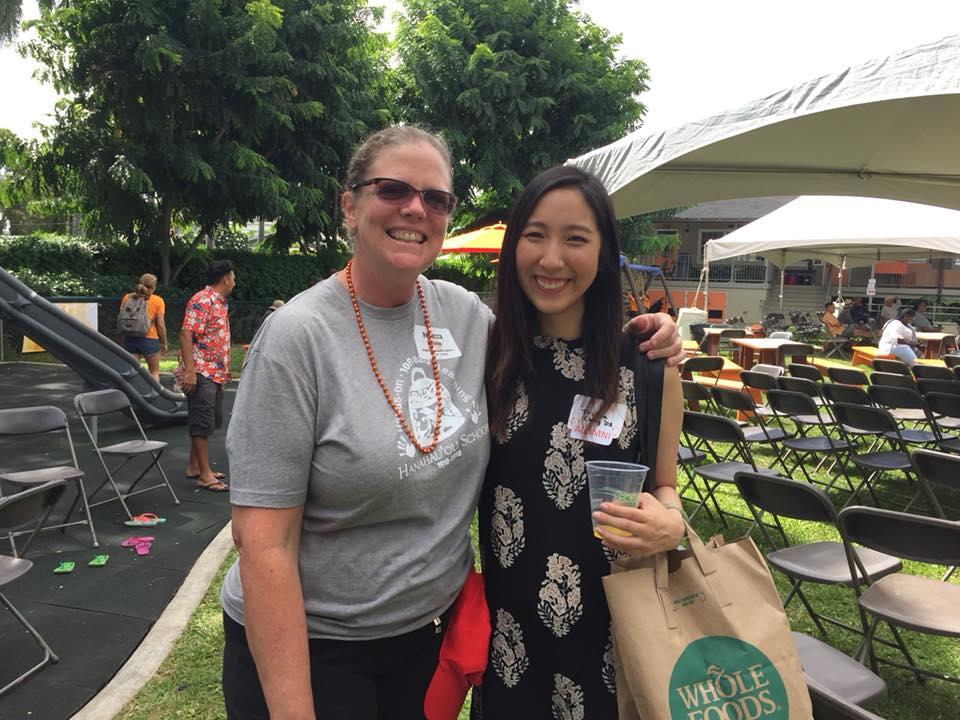 Trisha Chong and Rebecca Eldredge at Bash.jpg