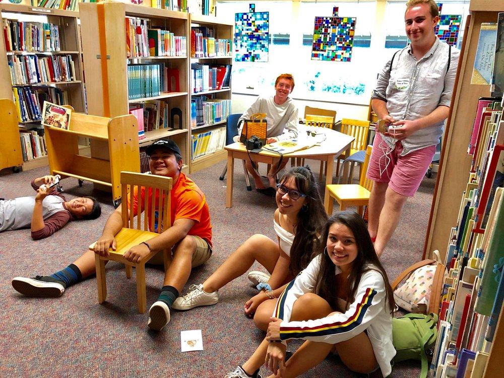 Young Alumni at Bash.jpg