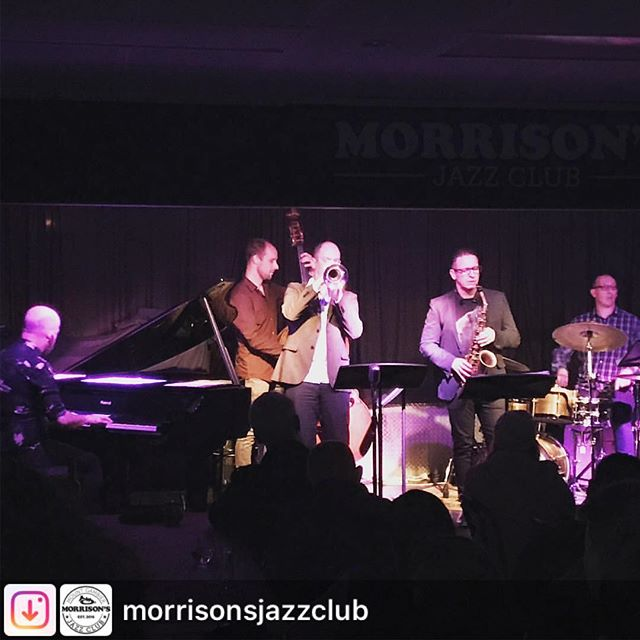 Thank you Mount Gambier and @morrisonsjazzclub! It was a blast to play for you again. Next stop   Perth! Fri 29 and Sat 30 Sept at @theellingtonjazzclub. #speedballtheband #wehavemovedtour #mountgambier #morrisonsjazzclub  #Repost from @morrisonsjazzclub. Speedball... the band 😊