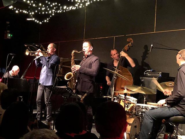 Woah, Perth....what an incredible vibe you brought to the room last night! Round 2 kicks off tonight at @theellingtonjazzclub, 7:30pm. Come and help us celebrate the finale of our national tour. Only a few tickets left, available at the door. 📷 Steph Waters  #speedballtheband #wehavemovedtour #australianjazz #perth #perthlivemusic