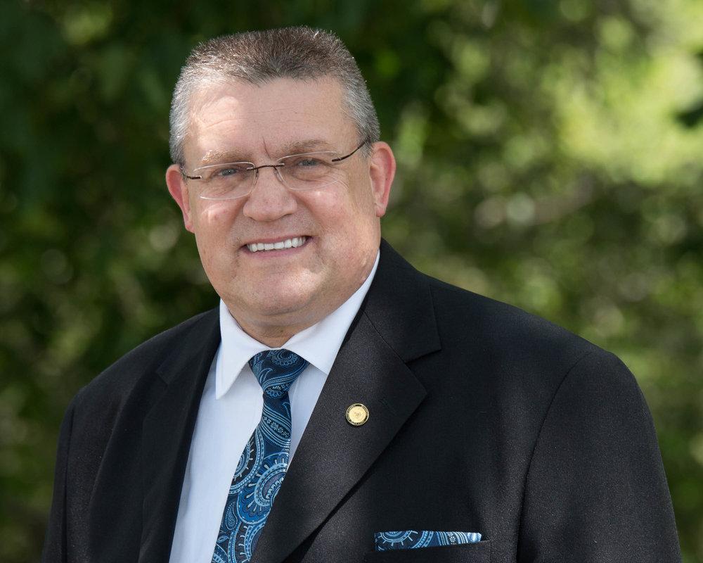 Dr. Doug Brandenburg -