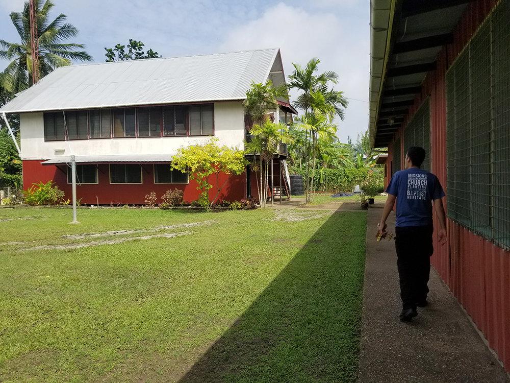 Daru BC Pastors House.jpg