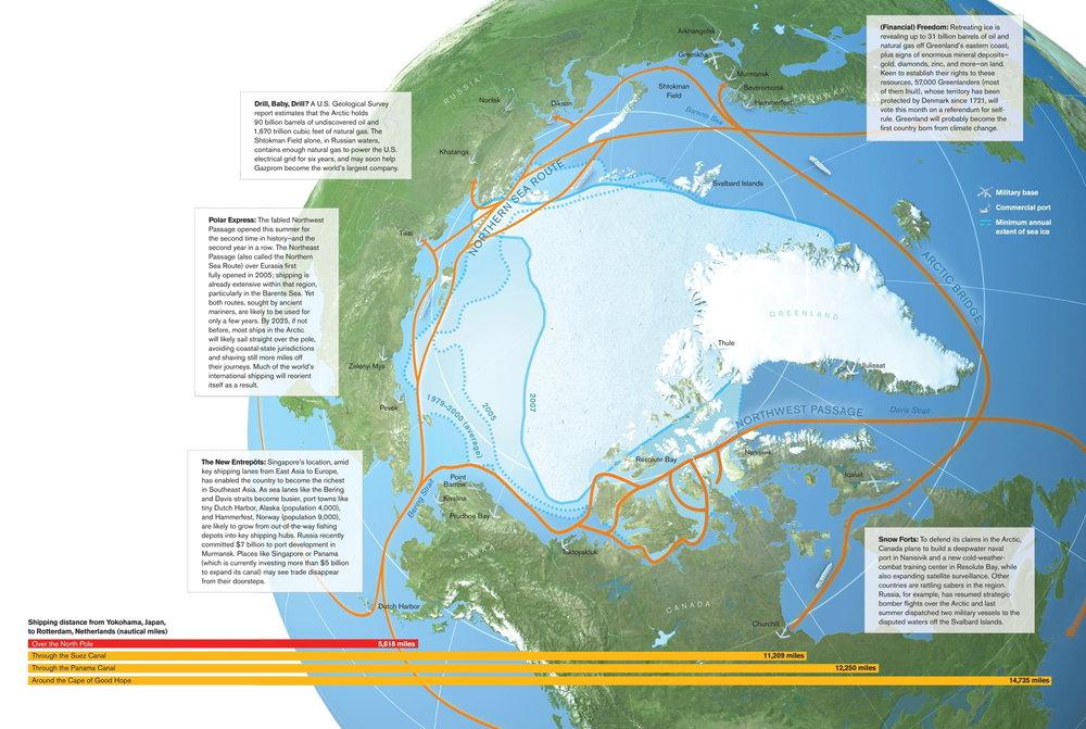 Northwest Passage Opportunities & Challenges