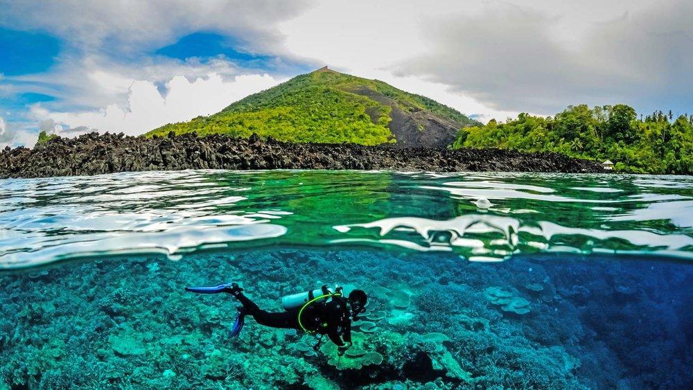 Maluku & Banda Islands - October to April