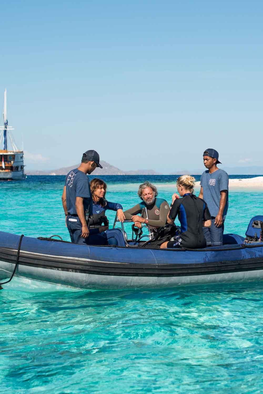 Ocean Pure diving komodo
