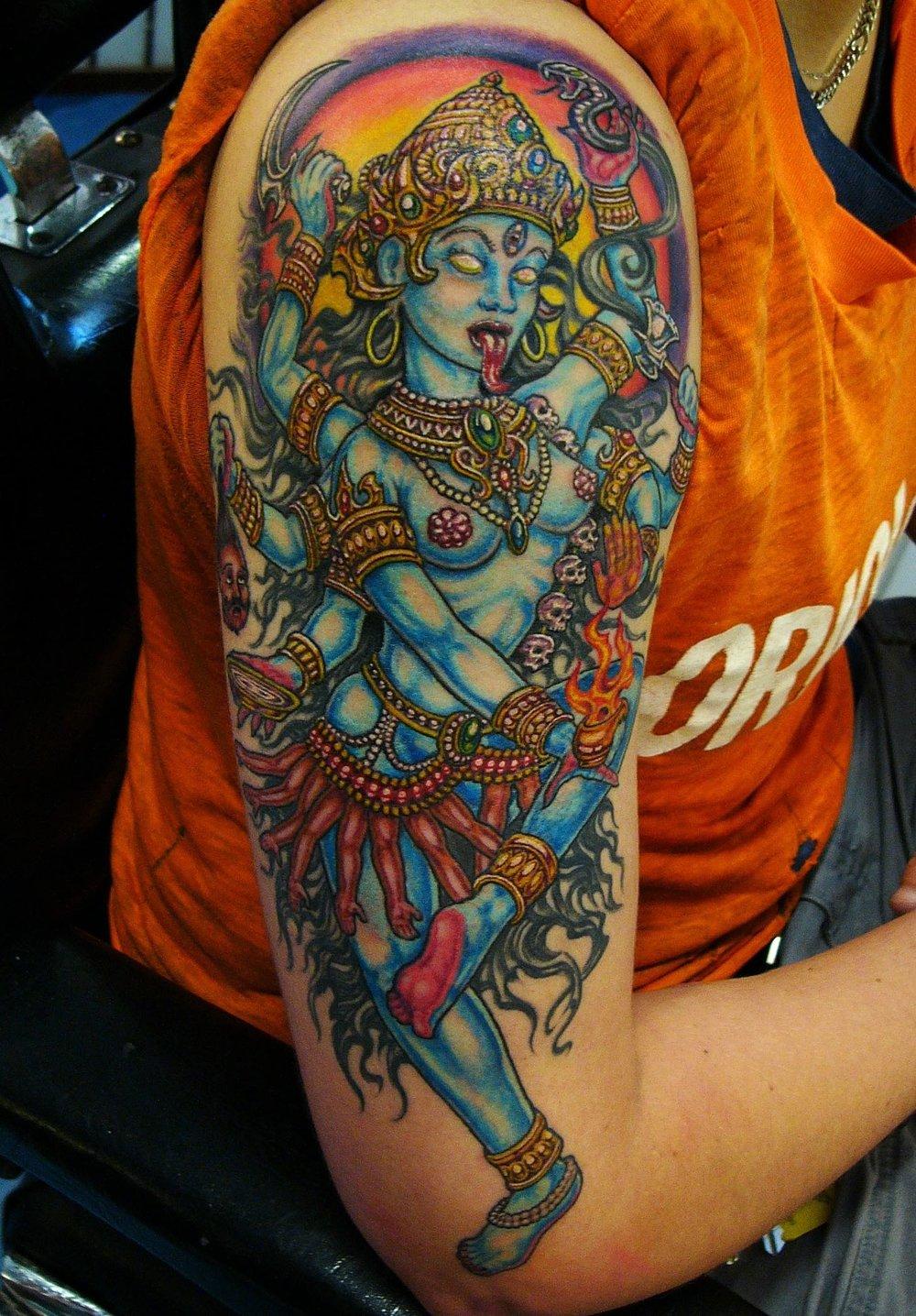 5f82fef1c Wilhelm Scherer tattoos