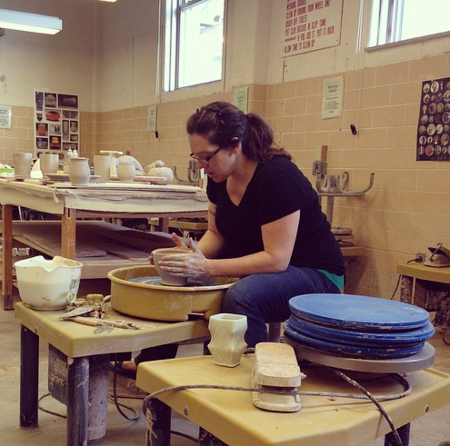 Jennifer Allen Shares Her Insights on Making a Living as a Potter - Back in 2010 I was asked to write about my career thus far.