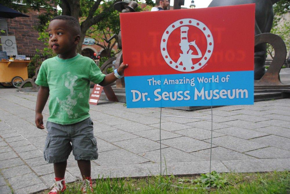 dr seuss museum - miles