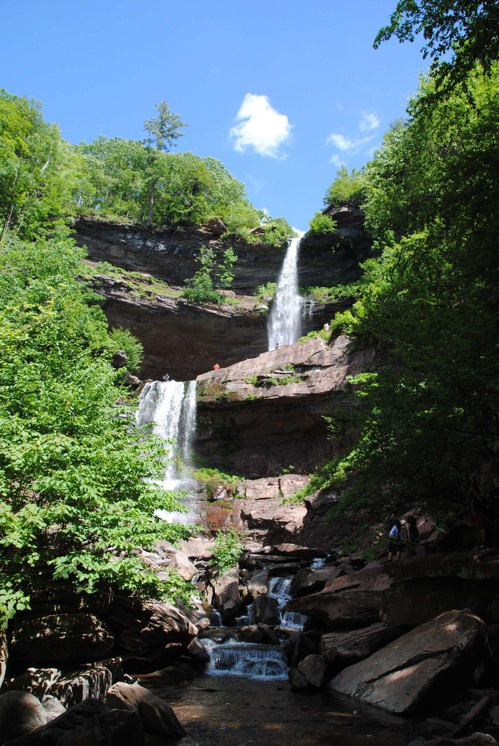 kaaterskill falls hike 6