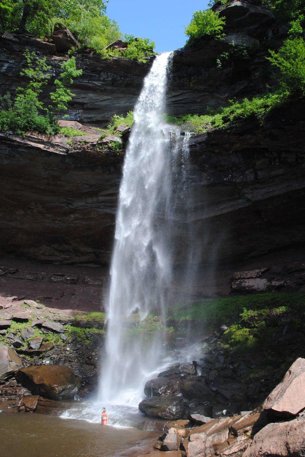 kaaterskill falls hike 7
