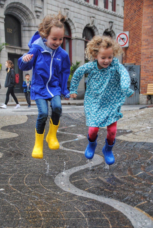 quebec city for kids fountain.JPG