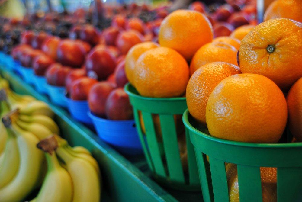 fruit marche jean talon montreal