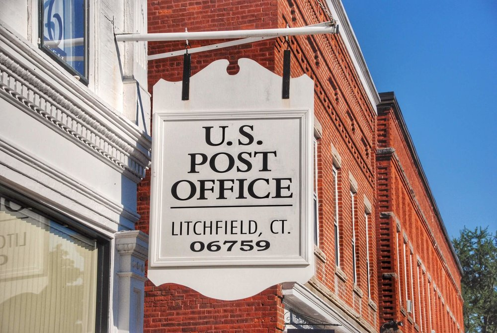 Litchfield Hills Litchfield Post Office Travel Guide.JPG