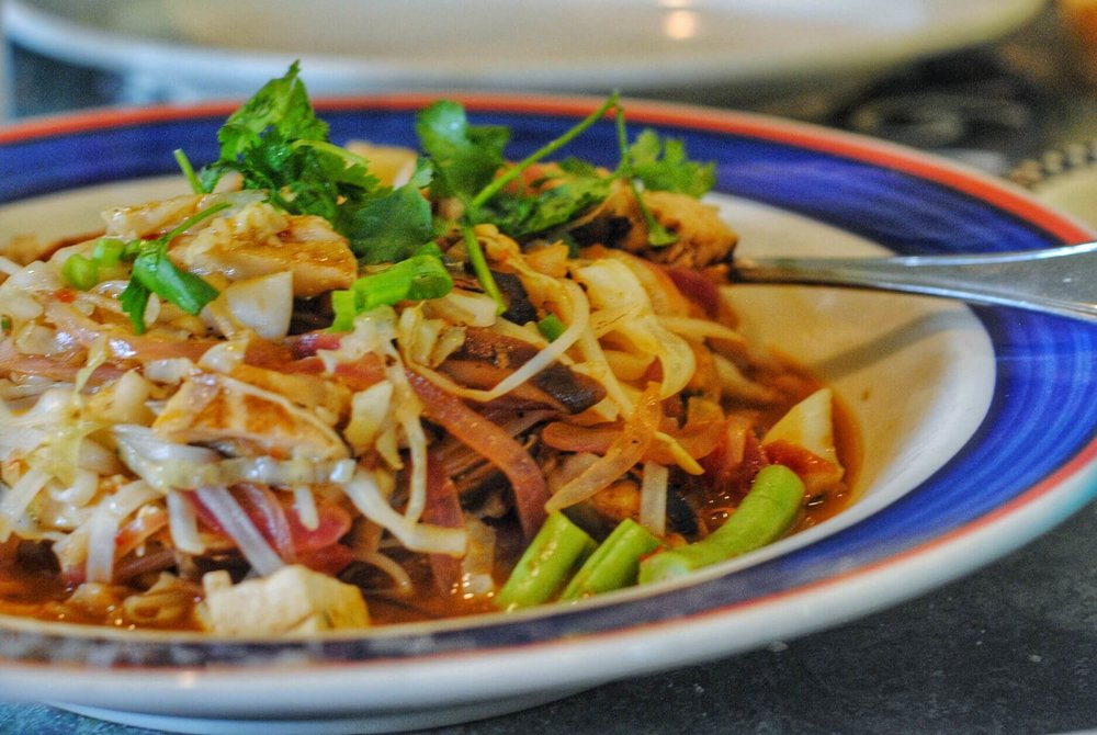 Where to Eat Litchfield Hills CT Pad Thai.JPG