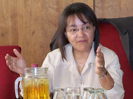 Cape Town mayor Patricia de Lille said city staff were not involved in the incident