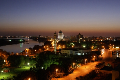 Sudan capital, Khartoum