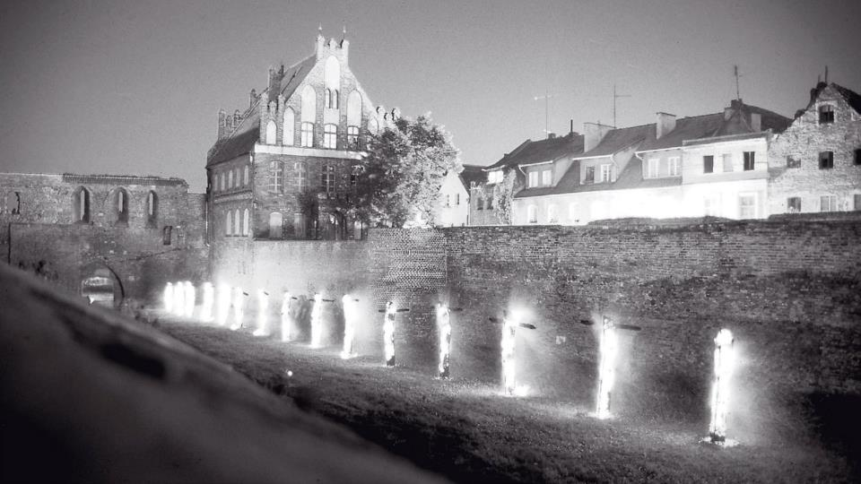 Via Crucis Toruń, 1999 fot. Jerzy Kalina
